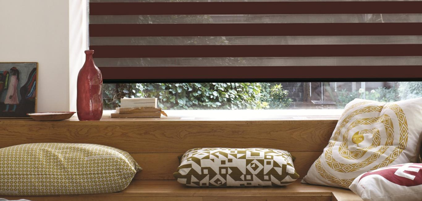 Cortina Twinline - Hunter Douglas - Living (sala)