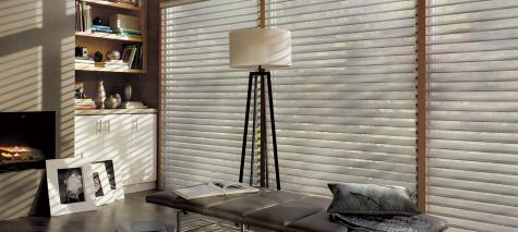 Cortina Silhouette® - Hunter Douglas -  Home office